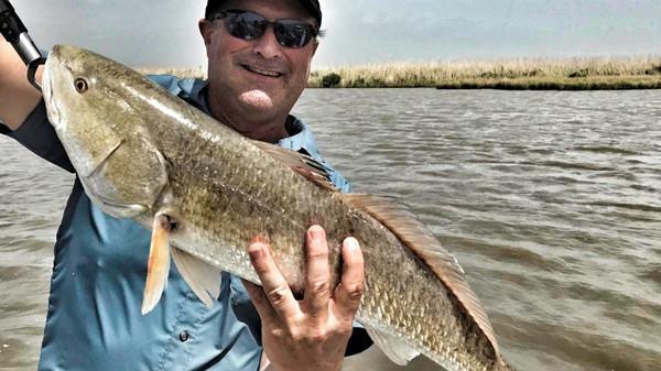Redfish & Flatty's, Moonlighting Trout