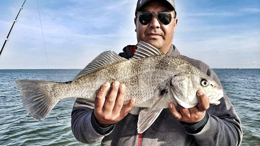 Seadrift Trout & Redfish Guides