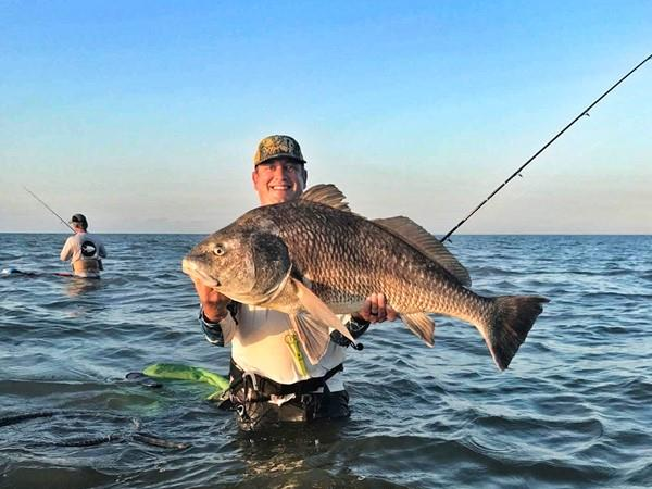Texas Coastal Fishing